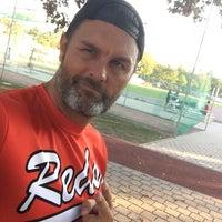 Das Foto wurde bei Baseballfield Stuttgart Reds von Roberto P. am 9/17/2018 aufgenommen