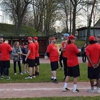 Das Foto wurde bei Baseballfield Stuttgart Reds von Roberto P. am 4/1/2017 aufgenommen