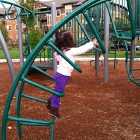 Photo taken at Magnolia Park by Paula P. on 10/1/2013