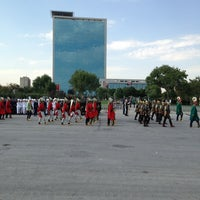 Photo taken at Atatürk Kültür Merkezi by Ali Ş. on 8/30/2013
