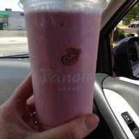Photo taken at Panera Bread by Amy C. on 8/6/2013