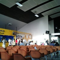 Photo taken at Udon Thani International Airport (UTH) by Nicky P. on 7/1/2013