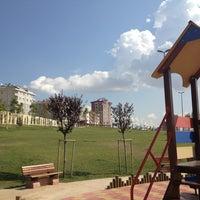 Photo taken at Botaş Parkı by Oğuzhan G. on 9/3/2013