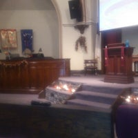 Photo taken at Calvary Temple Church by Heather S. on 10/27/2013