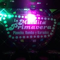 Photo taken at La maldita primavera by Diego S. on 12/29/2015