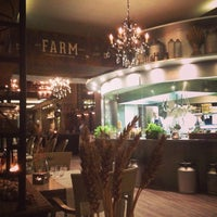 Photo taken at Restaurant Farm by Наталья В. on 3/19/2017