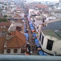 Photo taken at Pasar Baru Trade Center by Imas R. on 10/29/2012