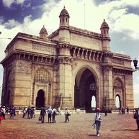 Photo taken at Gateway of India by Shaz B. on 5/4/2013