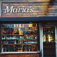 Photo taken at Maria's Packaged Goods & Community Bar by Adam S. on 1/21/2015