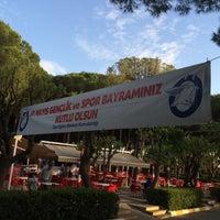 Photo taken at Özdere Askeri Kampi Kirmızı Koltuklar by TC Emine T. on 5/19/2016