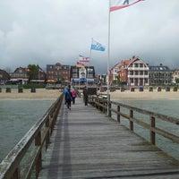 Photo taken at Mittelbruecke by Ulli on 5/16/2014