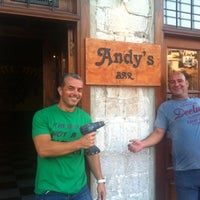 Photo taken at andy's bar by andy's bar on 7/31/2013