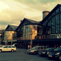 Photo taken at Ladozhsky Railway Station by Женя K. on 7/14/2013