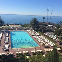 Photo Taken At The Loft Restaurant Montage Laguna Beach By Shanty S On 11