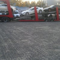 Photo taken at Peugeot by Yana G. on 10/20/2012