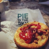 Photo taken at Pie In The Sky by Simon B. on 1/26/2014