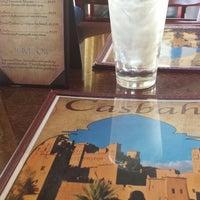 Photo taken at Casbah Restaurant by Megan E. on 7/6/2014
