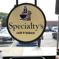 Снимок сделан в Specialty's Café & Bakery пользователем Eric C. 3/12/2018