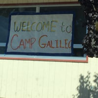 Photo taken at Galileo Camp by Eric C. on 7/14/2017