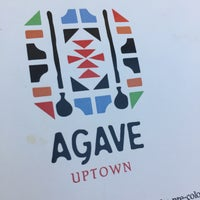 Photo taken at Agave Uptown by Eric C. on 7/10/2017