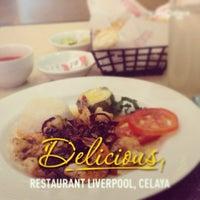 Photo taken at Restaurant Liverpool by Arnau B. on 2/26/2014