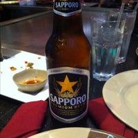 Photo taken at Sake Cafe by Adam M. on 10/13/2013