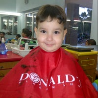 Photo taken at Peluqueria Donald's by Guillermo A. on 7/6/2013