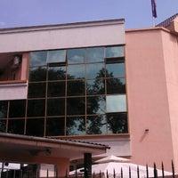 Photo taken at Consulatul României by Cristian I. on 6/27/2013