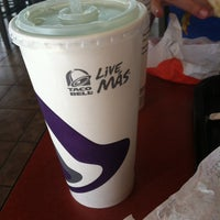 Photo taken at Taco Bell by Amanda H. on 6/26/2013