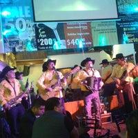 Photo taken at Tequileria La Perla by Fatima F. on 7/28/2013