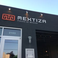 Photo taken at Mextiza by Narda G. on 7/15/2013