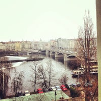 Photo taken at Prague Holiday Apartments by The O. on 1/2/2014