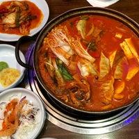 Photo taken at Hyang-to-gol Korean Restaurant by Mymy T. on 6/6/2015