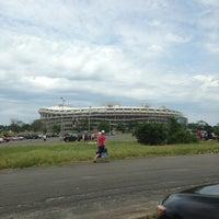 Photo taken at LOT 8 - RFK Stadium by Rudolph G. on 6/2/2013