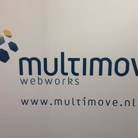 Photo taken at Multimove webworks by Mark H. on 10/9/2013