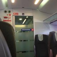Photo taken at Railjet 559 Richtung Graz by Sri N. on 7/28/2013