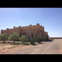 Photo taken at Secret location (Morocco desert) by Dee A. on 10/1/2013