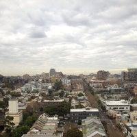 Photo taken at The Sydney Boulevard Hotel by Grace Magdalene L. on 8/1/2013