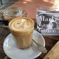 Photo taken at Market Lane Coffee by Walaiporn L. on 4/23/2013