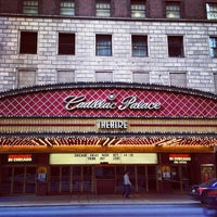 Photo taken at Cadillac Palace Theatre by Blue H. on 10/13/2013