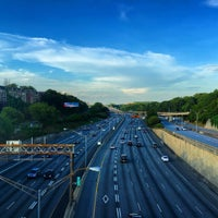 Photo taken at I-75 & I-85 by Blue H. on 8/3/2016