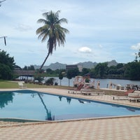 Photo taken at Camelia Resort Kanchanaburi by DeViLisH J. on 5/20/2014