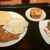 Photo taken at Luby's by Daniel S. on 2/15/2016