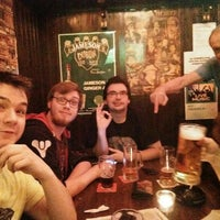 Photo taken at Na-nOg Irish Pub by Leon on 11/25/2016