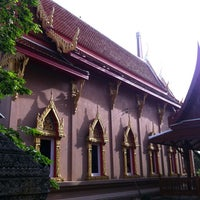 Photo taken at Wat Sunthon Thammikaram by Kaikong on 5/24/2013