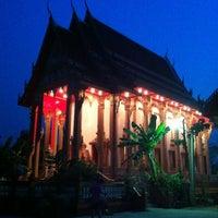 Photo taken at Wat Sunthon Thammikaram by Kaikong on 2/25/2013