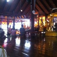 Photo taken at Wat Sunthon Thammikaram by Kaikong on 2/3/2013