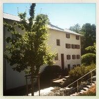Photo taken at Gemeindebibliothek Krailling by polarraven on 8/2/2013