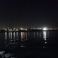 Foto tirada no(a) Yenikapı Sahili por Metin G. em 9/12/2013
