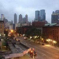 Photo taken at Skyline Hotel NYC by Yentl V. on 8/29/2013